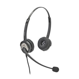 Soundpro Wideband™ Corded Headset