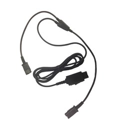 Polaris Y Training Cord for Plantronics Corded Headsets