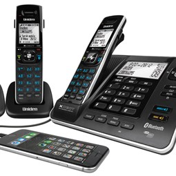 Uniden XDECT 8355 Dual Mode Bluetooth Cordless Telephone