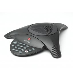 Polycom SoundStation2 Corded Audio Conferencing Unit ND