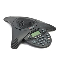 Polycom SoundStation2 Corded Audio Conferencing Unit Ex
