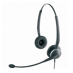 Jabra GN2125 Binaural Noise-cancelling Corded Headset