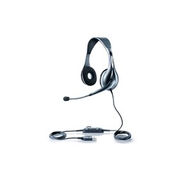 Jabra UC VOICE™ 150 DUO USB Headset