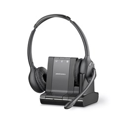 Plantronics Savi W720 Binaural UC Wireless Headset