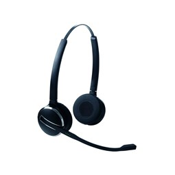 Spare Binaural (two-ear) Headset for Jabra PRO 9460DUO Wireless Headset