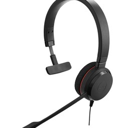 Jabra Evolve™ 20 MS Mono USB Headset