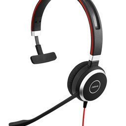 Jabra Evolve™ 40 MS Mono USB Headset